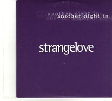 (DP691) Strangelove, Another Night In - 1997 DJ CD