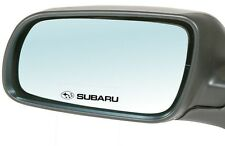 4 x Subaru Mirror Car Vinyl Sticker
