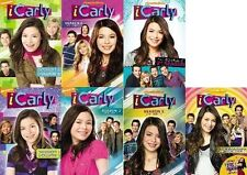 iCarly Complete Season 1-4 Series DVD Set Collection TV Show Nickelodeon Lot R1