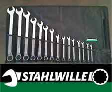 Stahlwille 15 Piece Combination spanners Set 6-32mm with kit bag 14/15 EDT