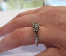 .78 CTW NEIL LANE WEDDING ENGAGEMENT RING  KAY JEWELERS PAID GUARANTEE INCLUDED