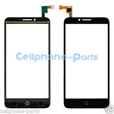 Alcatel One Touch Fierce XL 5054N Digitizer Touch Screen Panel, Black Parts USA