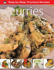 Step-by-Step Practical Recipes: Curries  Excellent Book