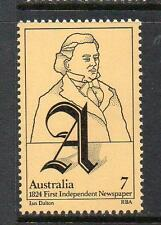 AUSTRALIA MNH 1974 SG578 150TH ANV OF FIRST INDEPENDENT NEWSPAPER