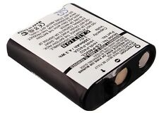 UK Battery for Panasonic HHR-P402 KX-FPG371 HHR-P402 HHR-P402A 3.6V RoHS