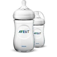BNEW Avent Natural Baby Feeding Bottle Twin Pack