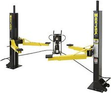 TWO POST AUTO LIFT 100%  PORTABLE  6000 lb  Max Jax,2 post roll around lift  *