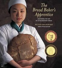 The Bread Baker's Apprentice by Peter Reinhart (Hardcover) Brand NEW