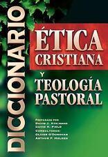 Diccionario de Etica Cristiana by David Fled (2009, Hardcover)