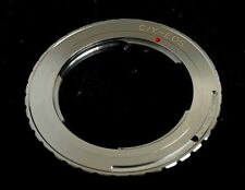 C/Y CY Contax Yashica Lens to Canon EOS EF EF-S Lens Mount Adapter 60D 5D3 CY-EF
