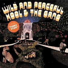 KOOL AND THE GANG - WILD AND PEACEFUL - CD