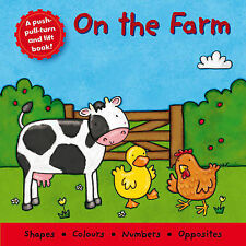 "On the Farm (Little Deluxe Boards), , ""AS NEW"" Book"