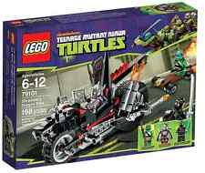 LEGO® Teenage Mutant Ninja Turtles 79101 Shredder's Dragon Bike NEW MISB NRFB