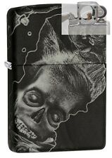 Zippo 28971 Zombie Soft Rubberized Lighter with PIPE INSERT PL