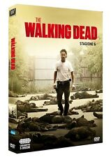 THE WALKING DEAD - STAGIONE 06 (5 DVD) SERIE TV CULT HORROR EDIZIONE ITALIANA