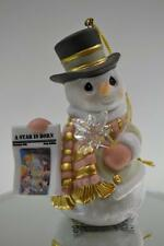 Precious Moments Ornament SNOWMAN a Star is Born 2012 121026 BX FREEusaSHP