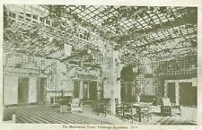 Pittsburgh, PA The McCreery Foyer, 1910 Exposition