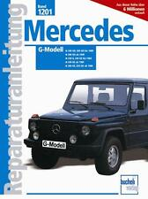 Mercedes G (W460 GD GE) Reparaturanleitung Werkstatthand-Buch workshop manual