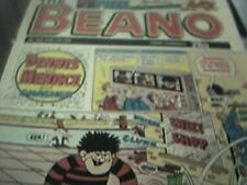 beano comic no 2606 june 27th 1992
