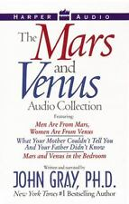 THE MARS and VENUS Audio Collection on 5 Cassettes IN THE BEDROOM From MOTHER