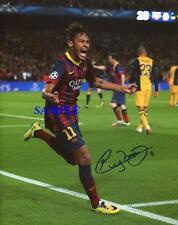 NEYMAR DA SILVA SANTOS JR #1 REPRINT AUTOGRAPHED SIGNED PICTURE PHOTO SOCCER RP