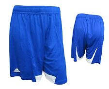 Adidas Men's Large Formotion Royal Blue Soccer Shorts Active Shorts