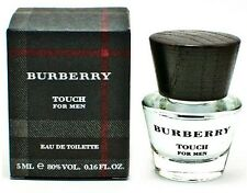 Burberry Touch For Men 5 ml (0.16 oz) edt Men's miniature New Cologne Splash NIB