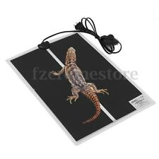 REPTILE PET HEAT MAT PAD WARMER 420 x 280mm 20 Watts WITH FITTED PLUG 220V-240V