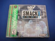 PlayStation 1, WWF SmackDown! Greatest Hits, Rated T-Teen All Signature Moves