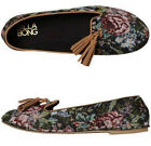 BILLABONG New Ladies Shoes SOPHIA Flats Floral Tapestry Size (6 7 8 9 10)