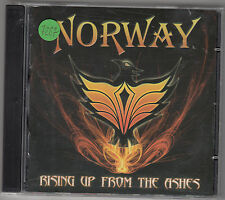 NORWAY - rising up from the ashes CD