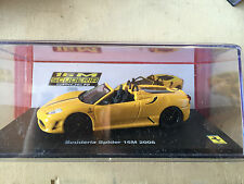 "DIE CAST ""  FERRARI SCUDERIA 16M - 2008  "" FERRARI GT COLLECTION  SCALA 1/43"