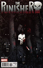 The Punisher 3 NM 1st Print 1:25 Cloonan Variant