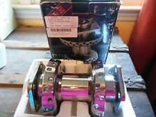 #EV New HD Harley Davidson fxst fxr Chrome Rear Hub Dual Assembly Assy DS 380025