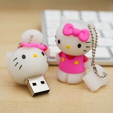 USB Pen Drive 2.0 8GB Hello Kitty ® OFICIAL