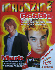 MB 12 1996 Robbie Williams Mark Owen Ligabue Renato Zero Shannen Doherty Syria