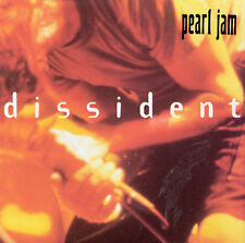 Dissident [US CD] [EP] by Pearl Jam (CD, Jun-1995, Epic (USA))