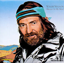 CD : Willie Nelson ~ Always on My Mind by Willie Nelson CD 1983