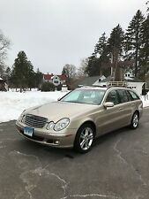 2005 Mercedes-Benz E-Class Leather