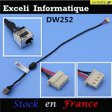 Connecteur alimentation dc jack Cable PC portable TOSHIBA SATELLITE L755 L755D