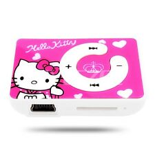 Hello Kitty Pink Mp3 Music Player
