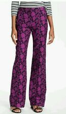 Tory Burch Drew Print Pants Size 4, A Resort Collection