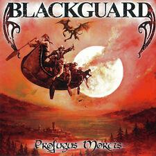 BLACKGUARD-PROFUGUS MORTIS + 1-CD-children of bodom-imperanon-naildown-archeon
