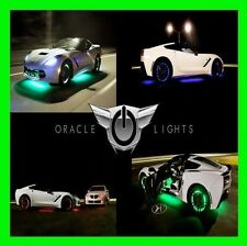WHITE LED Wheel Lights Rim Lights Rings by ORACLE (Set of 4) for BMW MODELS 1