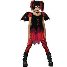NWT Goth Party - Lilith Goth Fairy Women's Costume w/ Wings S 6 8 NIP Halloween