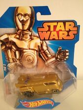 Star Wars Hot Wheels C3PO