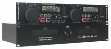 American Audio UCD-200 MK 2 Dual DJ CD MP3 Player - New