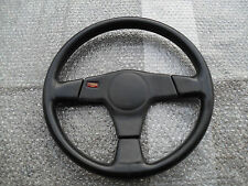TOM'S STEERING WHEEL GREAT GENUINE PART AE86 SUPRA MR2 CELICA AE100 AE101