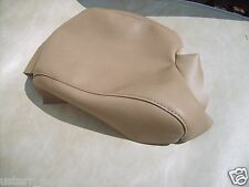 NEW 01 to 06 BMW E46 E 46 TAN  CENTER CONSOLE ARMREST LID MATERIAL RE COVER