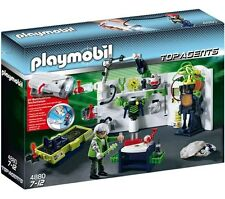 BNIB Playmobil 4880 TOP AGENTS Robo Gangster Laboratory - LIMITED STOCK!